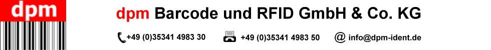 Barcode und RFID-Logo